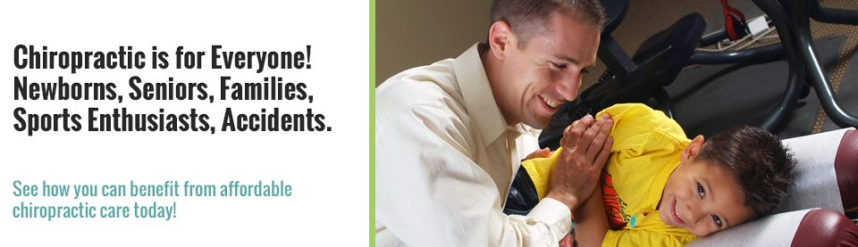 Chiropractors help kids, pregnancy, post pregnancy and full families